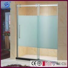 Frosted Frameless Shower Doors by Frameless Shower Doors Manufacturers Buy Discount Frameless