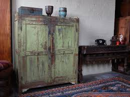 this vintage green cupboard from scaramanga is sold unfortunately