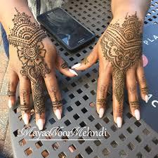 hire mayaa noor mehndi henna tattoo artist in jacksonville florida
