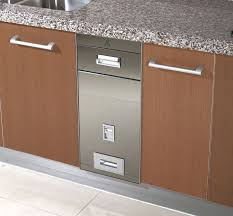 Storage Containers For Kitchen Cabinets Embeded Kitchen Cabinet Steel Rice Storage Container In Iron
