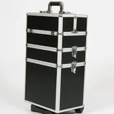 valise cuisine cher trolley coffre en aluminium à outils valise de rangement