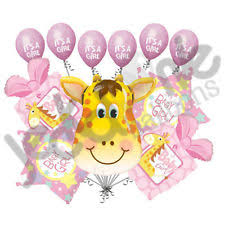 welcome home balloon bouquet qualatex baby shower animals party balloons ebay