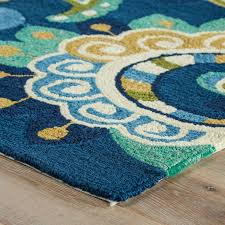 rugs area rugs ideal round blue as teal and yellow rug grey nice