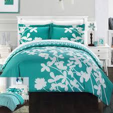 chic home calla lily reversible duvet cover set u0026 reviews wayfair