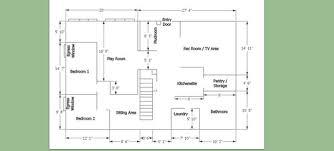 Floor Plans For Garage Conversions Floorplan For 2 Car Garage Conversion