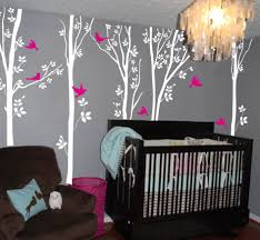 Bird Wall Decals For Nursery by Kids Room Wall Decal Ideas For Wall Decorations Stickers Tree