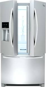 home depot frigidaire professional black friday sale 2017 kitchen brilliant refrigerators parts stainless steel fridge