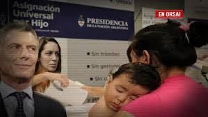 asignacin por hijos com gobierno le quitó la asignación universal por hijo a más de 230 mil