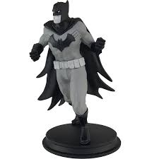 icon heroes showcase 3 exclusive dc comics black and white statues