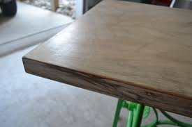 Diy Solid Wood Table Top by Make Table Wood Others Beautiful Home Design