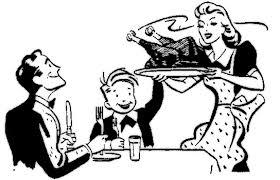 free thanksgiving dinner clipart domain thanksgiving