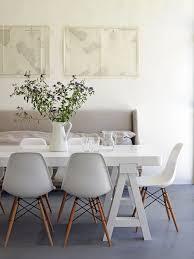 White Modern Dining Chairs Inspiration En Vrac La Salle à Manger Room Inspiration