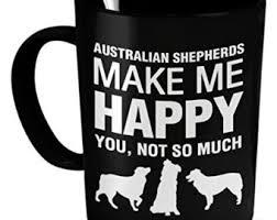 australian shepherd gifts sugar skull aussie mug australian shepherd coffee mug dia