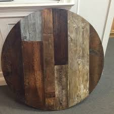 dining tables barn wood dining room table 60 inch round dining
