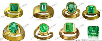 emerald stones rings images Zambian emerald colombian emeralds gemological attributes jpg