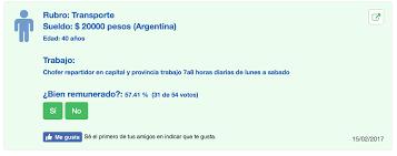 salarios minimos se encuentra desactualizada o con datos erroneos sua cuánto gana un camionero en argentina off topic taringa