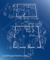design blueprints for free building design blueprint of fresh home blueprints house plans by