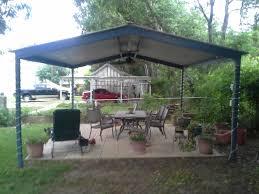 free standing metal patio covers u2013 outdoor design