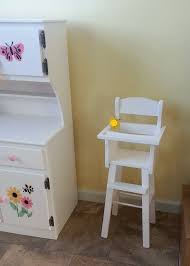 Wooden Doll High Chair 12 Best Doll High Chair Images On Pinterest Wooden Dolls Doll
