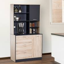 kitchen storage cabinets with doors details about 66 5 kitchen storage pantry cabinet hutch buffet server microwave with 2 doors