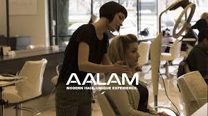 aalam the salon google