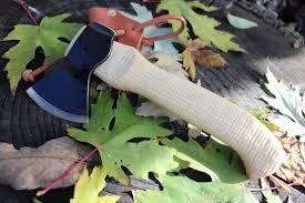Handmade Swedish Axe - swedish handmade small woodwork axe bushcraft