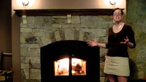 how to build a wood burning fireplace part 20 diy network