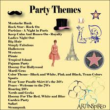 theme ideas bunco themes bunco themes bunco ideas and bunco party