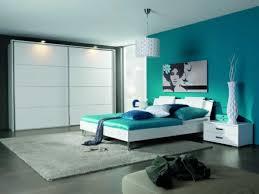 chambre sol gris peinture murale deco bleu canard mur d accent bleu canard linge