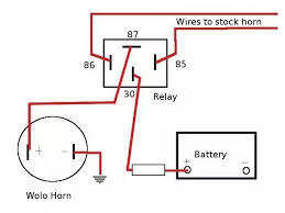 ferrari horn wiring diagram ferrari wiring diagrams collection