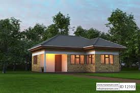 Plan 2 by House Plan 2 Bedroom Id 12103 House Designs By Maramani