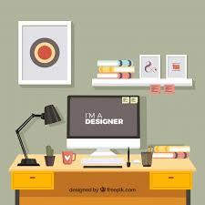 bureau de designer bureau de designer avec style professionnel télécharger des