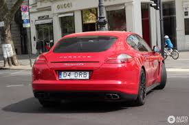 red porsche panamera 2017 porsche panamera gts 20 may 2017 autogespot
