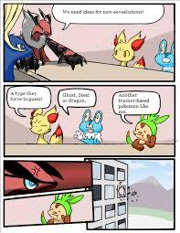 Sylveon Meme - pokemon boardroom 1 sylveon by evodeus on deviantart