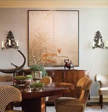 interior wild african decoration with wooden furniture idea