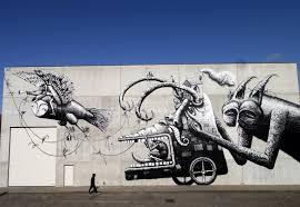 wide open walls mural festival ironlak ironlak 2nd august 2017