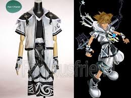 Kingdom Hearts Halloween Costumes Hearts Cosplay Sora Final Form Costume