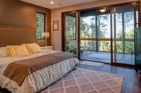 Modern Traditional Bedroom - katie u0027s ridge mountain modern traditional bedroom other by