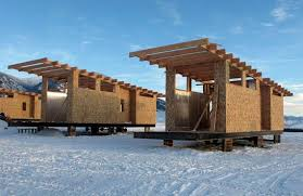 Sips Cabin Structural Insulated Panels Ray Core Building Systems Sips