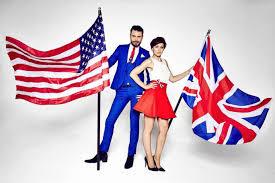 Flag Of The Uk Celebrity Big Brother 2015 Uk Vs Usa Housemates Revealed As It