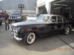 classic bentley continental 1953 bentley exotic car restoration van nuys auto body shop