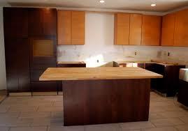 kitchen astounding double door black wood kitchen island butcher