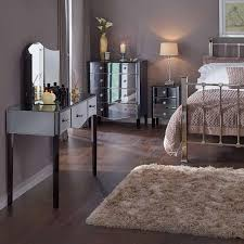 Mirrored Bedroom Furniture Uk by Mirrored Bedroom Vanity Bedroom Furniture Latest Home Decor And