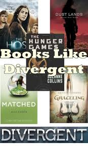 books like divergent divergent factions book and