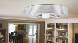 bladeless ceiling fan with light exhale bladeless ceiling fan dudeiwantthat com