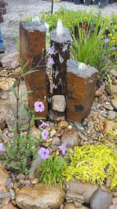 How To Create A Rock Garden by Best 10 Rock Fountain Ideas On Pinterest Garden Fountains