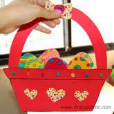 how to make a fruit basket fruit basket craft kids crafts firstpalette