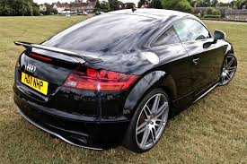 history of audi tt audi tt rs tfsi quattro car low mileage spec