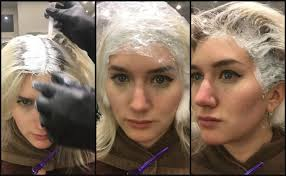 creating roots on blonde hair how often should you dye your roots here let me show you