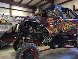 real monster truck videos stonecrushermonstertruck com monster trucks unlimited stone